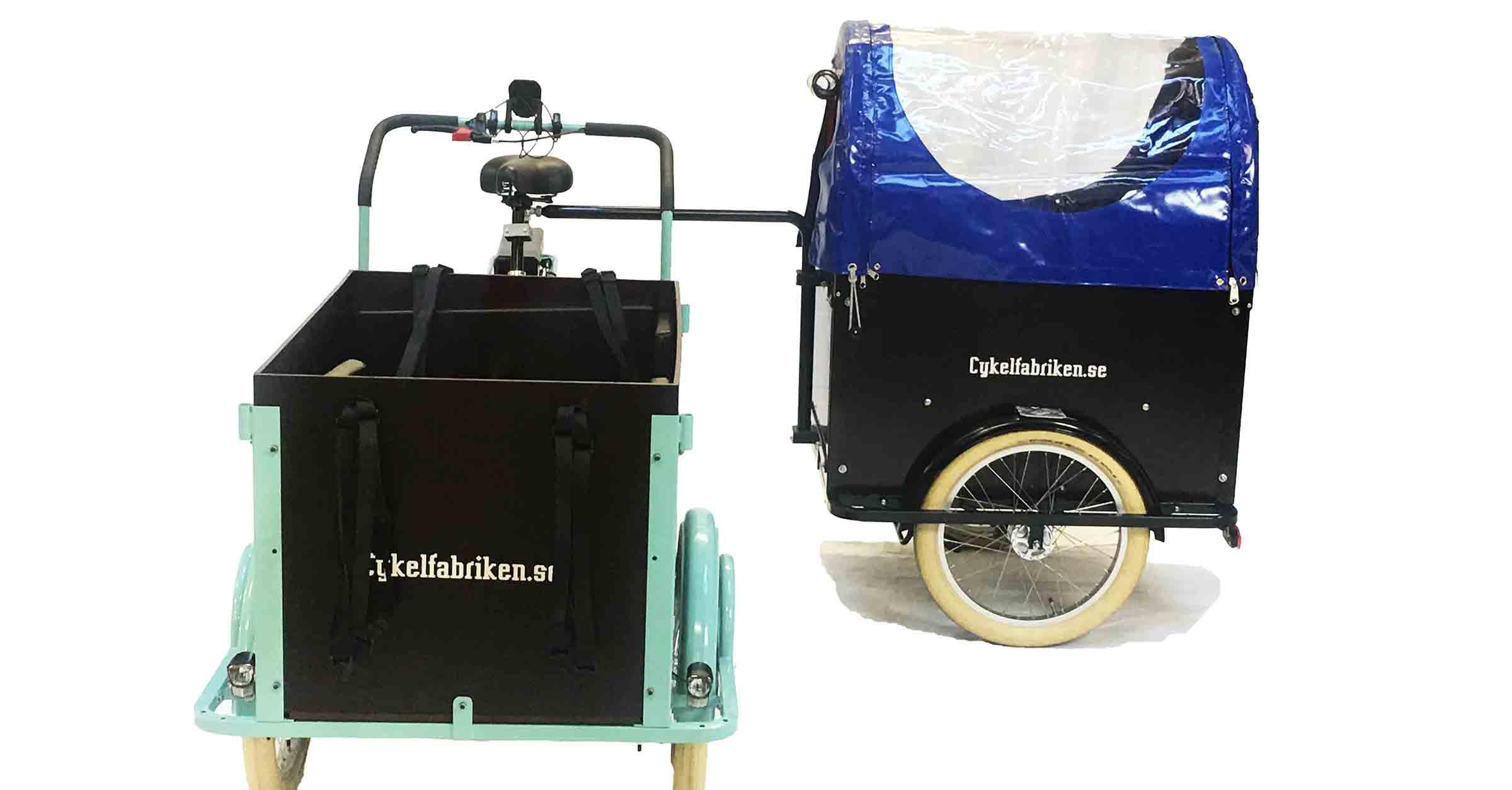 Bakfiets-Klassisk-Shimano-Motor-Vagnen