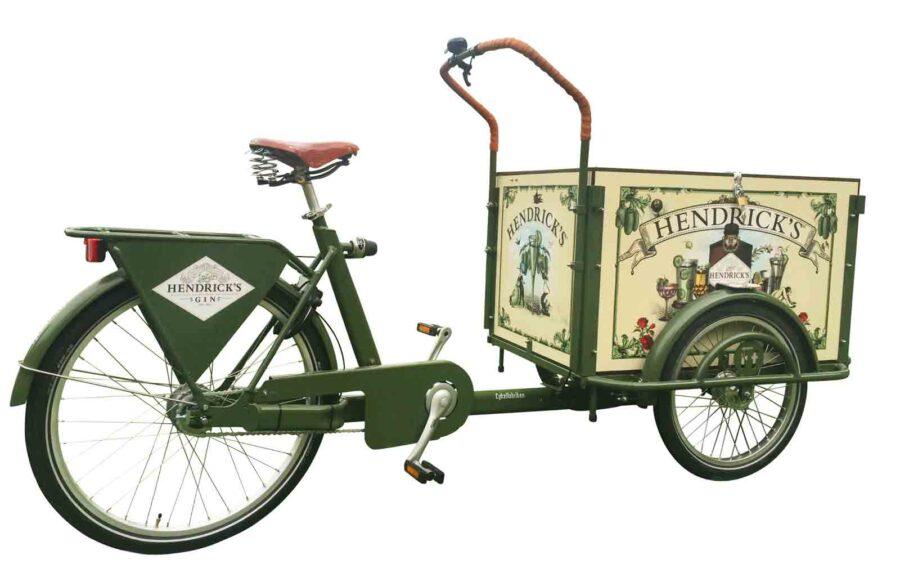Bakfiets-Företag-Lastcykel-Larg
