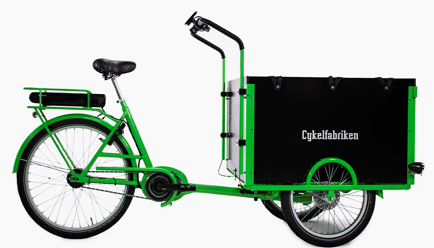Bakfiets_Bred_Green