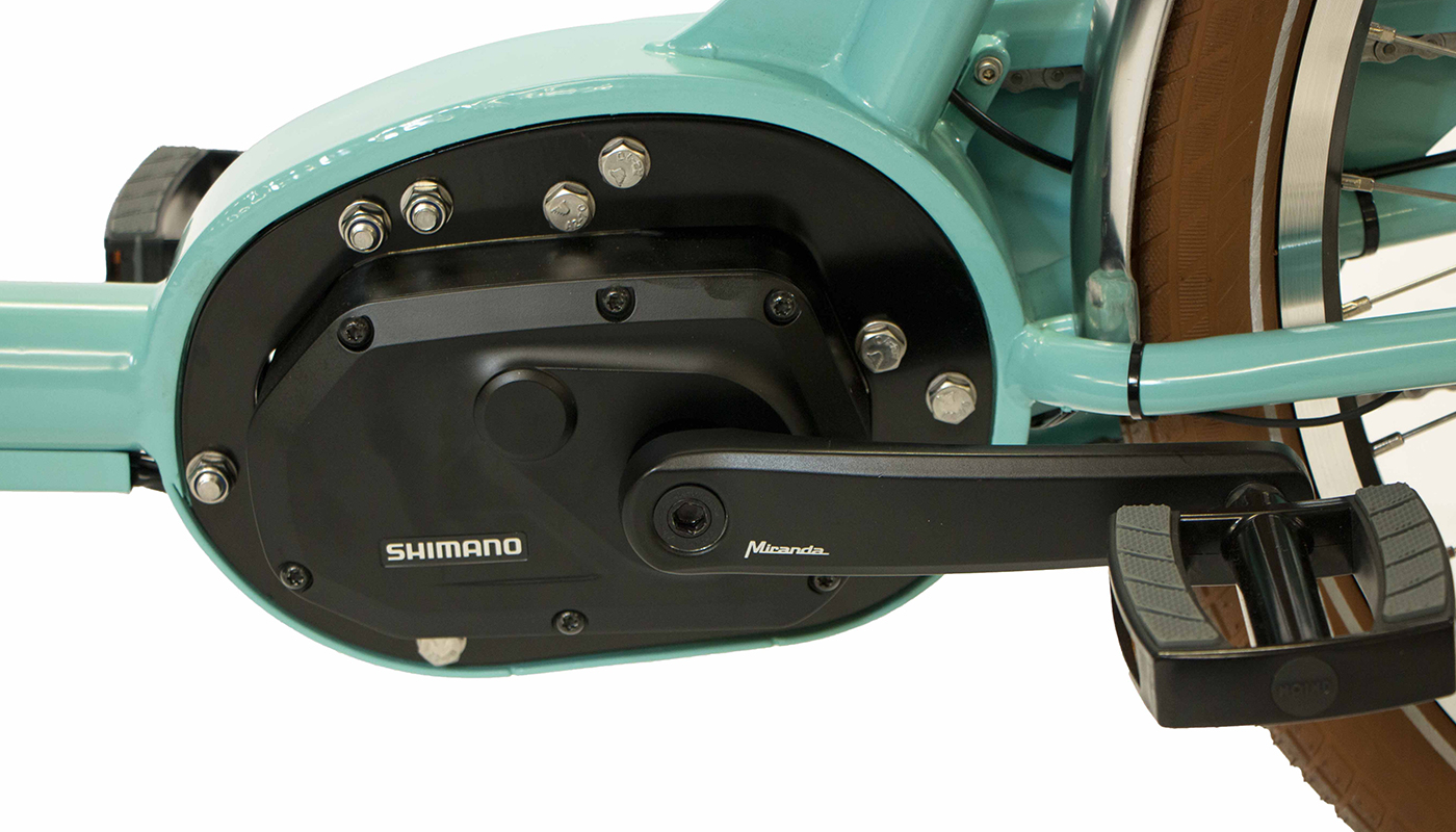 Bakfiets_Shimano_Motor