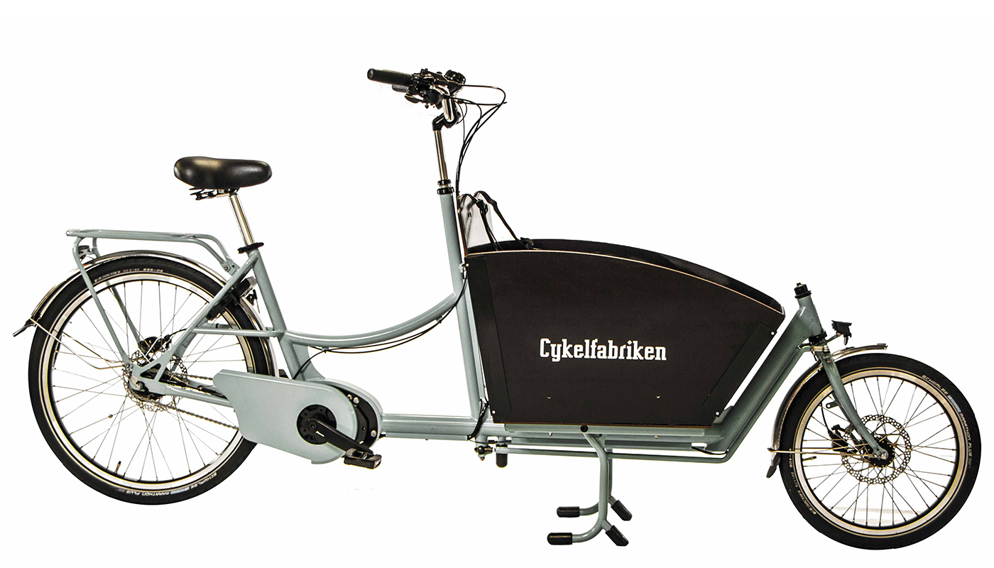 Bakfiets Short