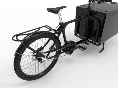 Sportii nya lastcykel