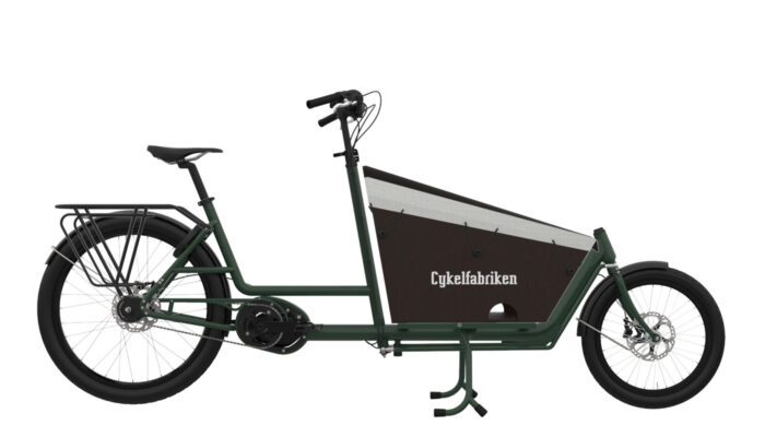 Bakfiets_Short_Green