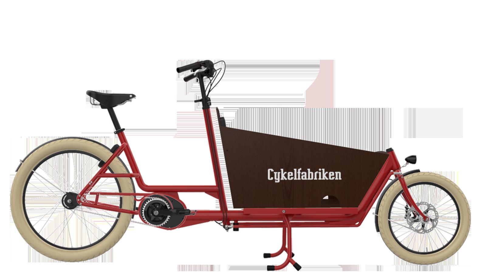 Bakfiets_Long_Full_bike_Carmine red