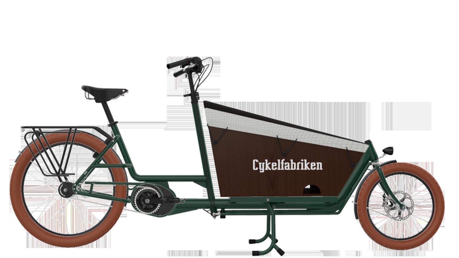 Bakfiets_Long_Full_bike_Pearl_Green_box_Cover